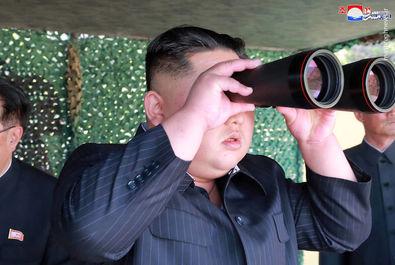 آزمایش دو موشک کوتاه برد در کره شمالی