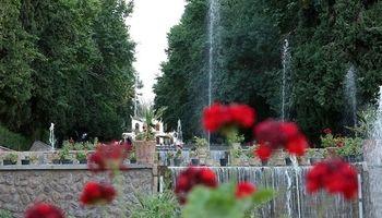 باغ زیبای شاهزاده ماهان در تابستان به روایت تصویر