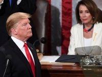پلوسی: ترامپ هیچ برنامهای جز توصیه به نوشیدن مواد ضدعفونی ندارد