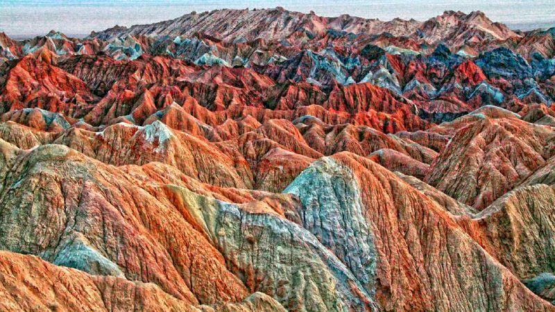 نتیجه تصویری برای کوه های مینیاتوری چابهار