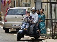انقلاب خودروهای دوچرخ در هند!