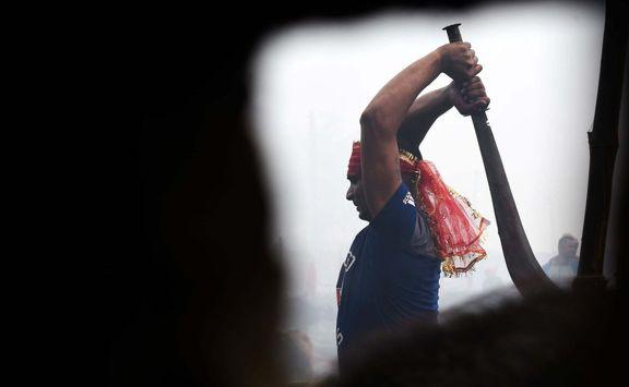 آغاز بزرگترین مراسم کشتار حیوانات در جهان +عکس