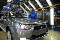 خودروهای ناقص ایران خودرو در انتظار کاتالیست