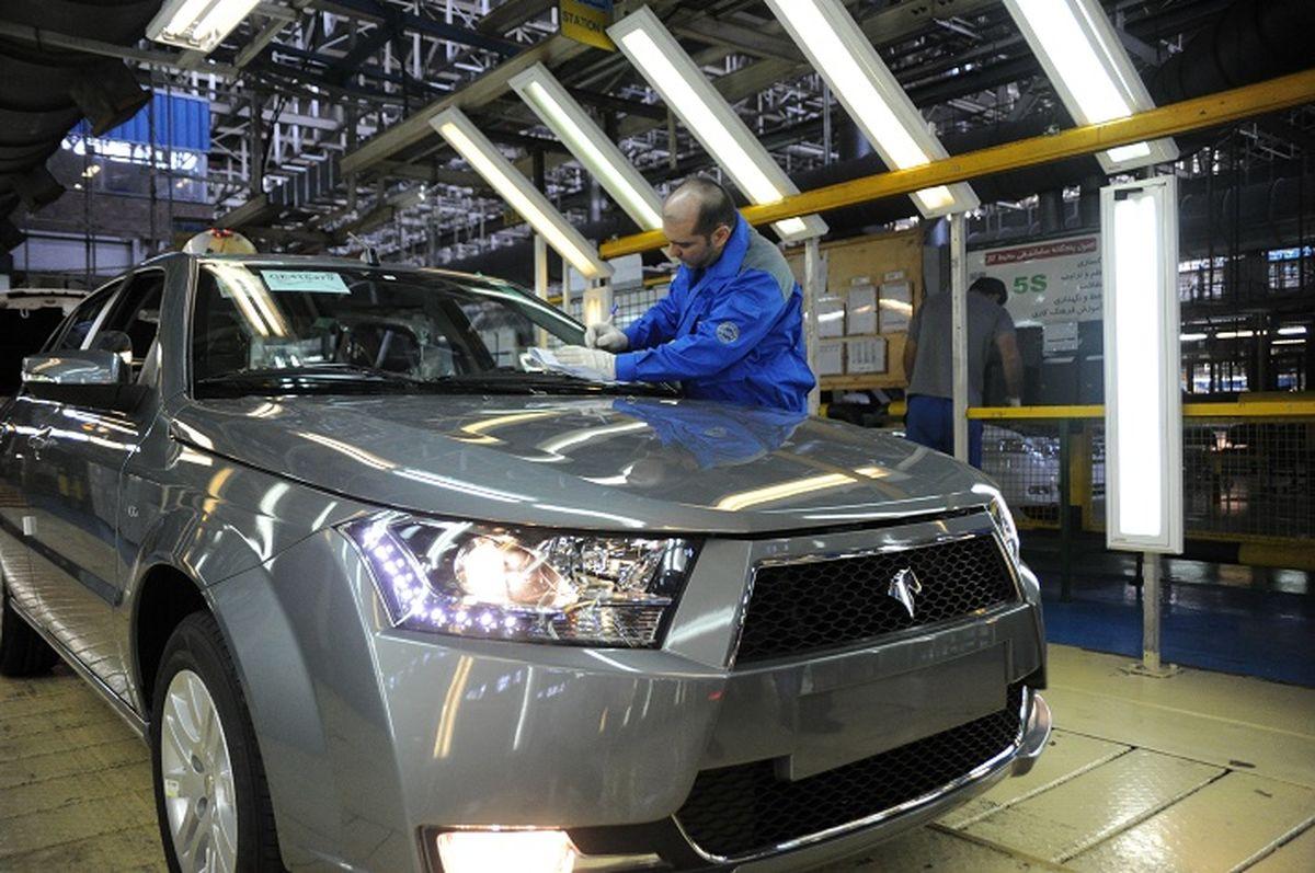 جزییات تولید خودرو در اردیبهشت ماه