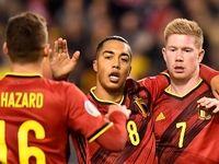 گلزنترین تیمهای ملی فوتبال اروپا