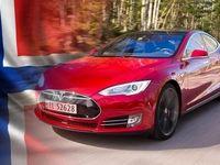 پرفروشترین خودروهای الکتریکی در نروژ