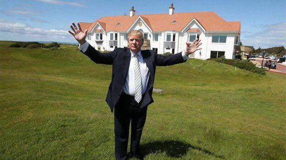خانههای ترامپ چند میلیون دلار میارزد؟