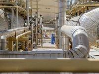 برداشت ۱۳۷۷میلیارد متر مکعب گاز از میدانهای زاگرس جنوبی