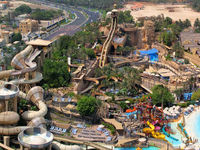 پارک آبی وایلد وادی دبی، در تور دبی سفر باتو