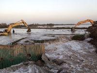 سیل چه بلایی بر سر خوزستان آورد؟