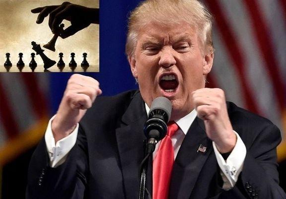 اختلاف رای دهندگان آمریکایی درباره عملکرد ترامپ