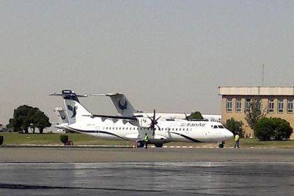 ورود ۵فروند هواپیمای ایتیآر جدید به کشور +عکس