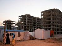 ساخت و سازها در سرپل ذهاب همچنان ادامه دارد