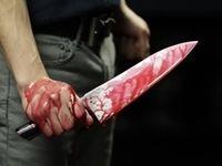 قتل مرد روستایی با چاقو