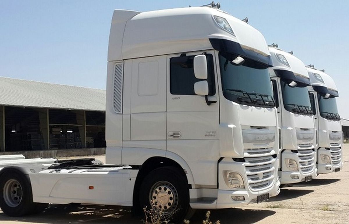 ممنوعیت تردد کامیون در محور هراز