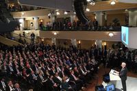 کنفرانس امنیتی مونیخ در سایه ناامنی بینالمللی