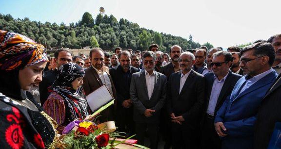 سه پروژه ایرانسل برای احداث و بازسازی مدارس در لرستان افتتاح شد