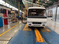 تولید انبوه کامیونت و مینیبوس شیلر +تصاویر