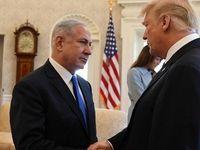 خروج تدریجی نظامیان آمریکایی از سوریه خواسته نتانیاهو است
