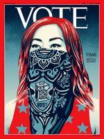 مجله تایم: رای بدهید