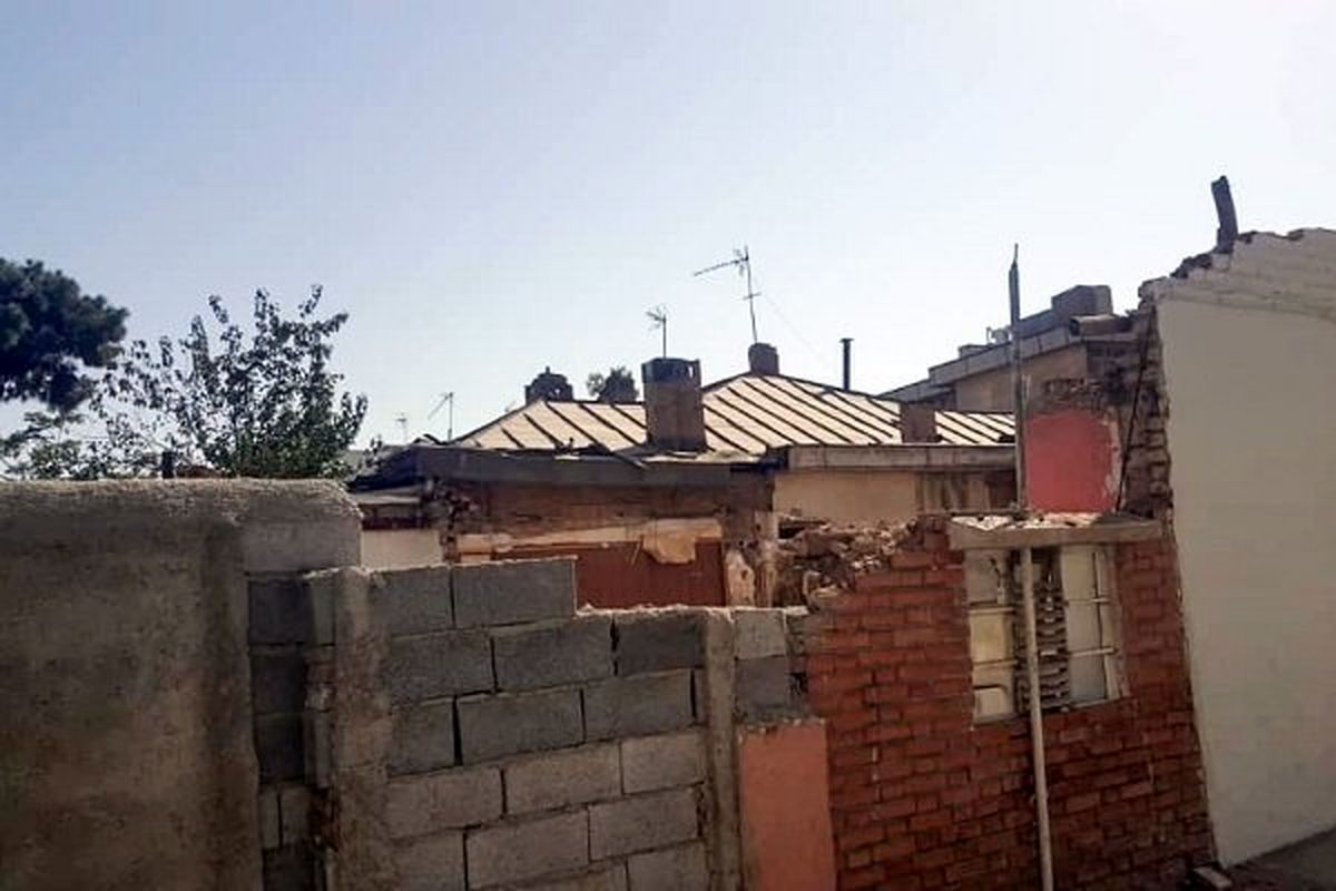 کابوس دائمی خانه خرابی در ده ونک