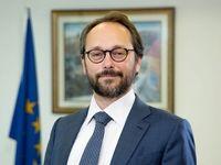 سفیر اتحادیه اروپا در فلسطین از برجام دفاع کرد