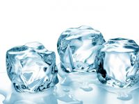 تکههای یخ به جز خنک کردن چه کاربردهایی دارند؟