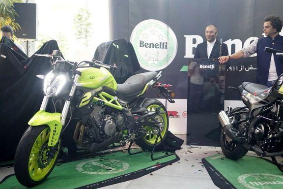 رونمایی از 3مدل موتورسیکلت بنلی ایتالیا