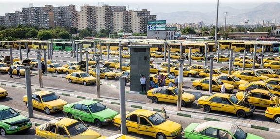امکان روشن کردن کولر در تاکسیها وجود ندارد
