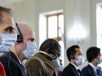 نشست سفرای خارجی مقیم تهران با مسئولان وزارت بهداشت