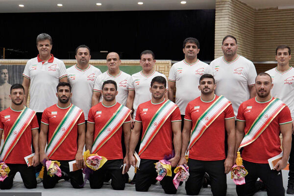 پایان کار کشتی آزاد ایران با دو مدال نقره و برنز