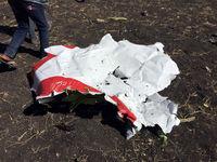 سقوط هواپیما در اتیوپی +تصاویر