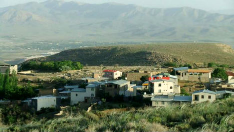 روستای زیبای کشه