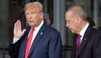 توئیت اردوغان خطاب به ترامپ و پاسخ توئیتری ترامپ به اردوغان