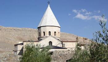 «قرهکلیسا» اولین کلیسای جهان مسیحیت +تصاویر