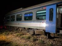 حادثه برای خانم ۲۲ساله در ریل قطار