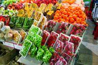 قیمت جدید میوه و صیفیجات