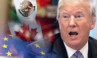 توافق کانادا و آمریکا برای نجات پیمان تجاری نفتا