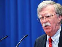 واکنش بولتون به تحریم شبهاندیشکده آمریکایی توسط ایران