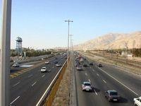 وضعیت ترافیکی خیابانهای تهران
