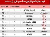 قیمت روز هارد اکسترنالهای ضد آب در بازار +جدول