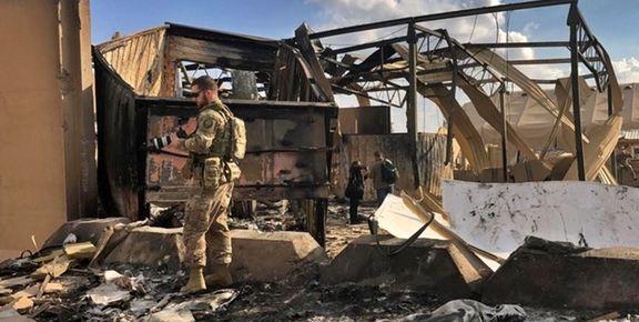 پنتاگون شمار تلفات انتقام موشکی ایران را افزایش داد