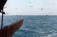 مفقود شدن ۸ ماهیگیر در آبهای بوشهر