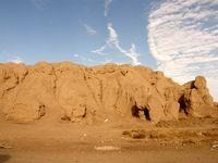 کشیدن مواد مخدر در تپه تاریخی 700ساله!