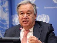 گوترش: کشورهای در حال توسعه توان لازم برای مقابله با کرونا را ندارند