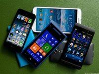 تب گوشیهای هوشمند خوابید