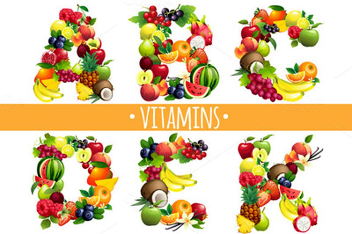 همه چیز در مورد خطرات کمبود ویتامین های D، A و B۱۲