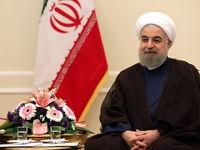 روحانی: سیاست تهران توسعه بیش از پیش روابط با دوحه است