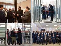 افتتاح شعبه بانک قرض الحسنه مهر ایران در استان البرز به نام سردار شهید قاسم سلیمانی