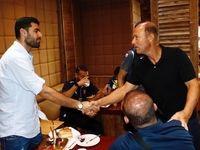 کالدرون و باشگاه پرسپولیس در یک چالش جدید
